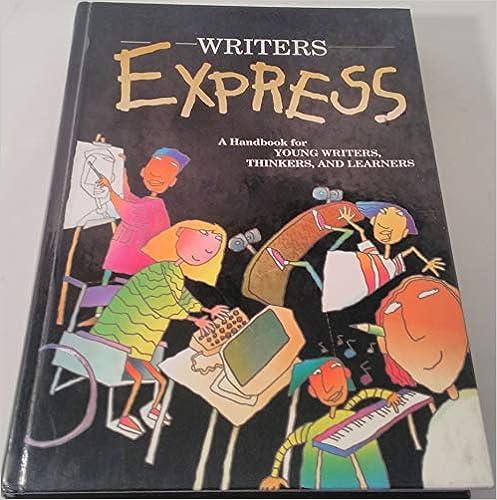 Amazon com: Writer's Express: Student Handbook, Grades 4-5
