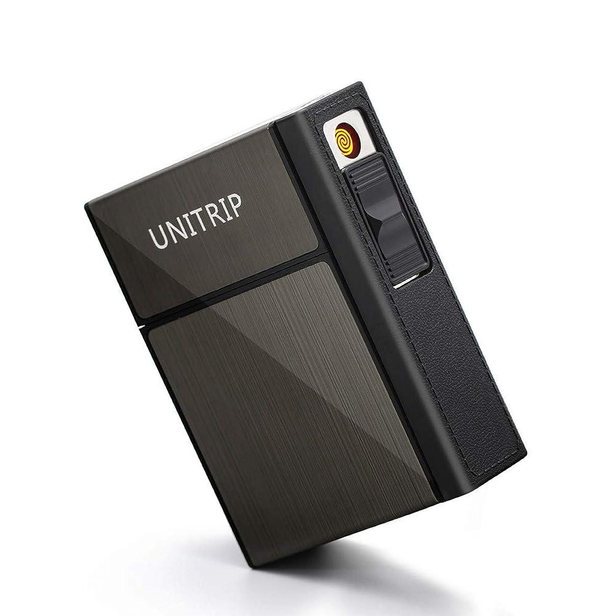 腸四回いまプラズマ ライター 電気 usb ライター Vinngoo 小型 充電式 ガス?オイル不要 防風 軽量 薄型 プレゼント