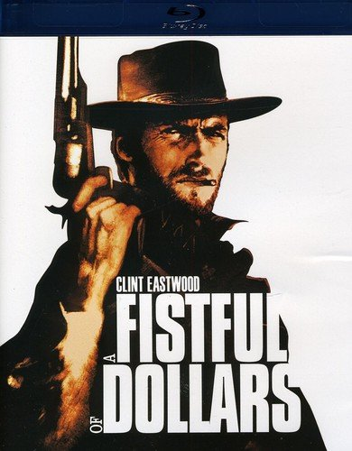 Fistful of Dollars, A Blu-ray (Man With No Name Trilogy Blu Ray)