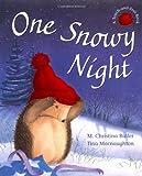 One Snowy Night, M. Christina Butler, 1561484520
