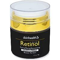 Creme Facial Retinol 2,5% Puro Anti-idade Skin Health 50ml