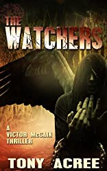 The Watchers: A Victor McCain Thriller Book 2