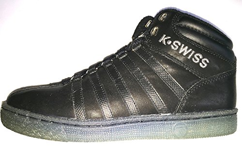 K-Swiss Hi Top Crystal Bottom Size 5 M cfVxnmKhqu