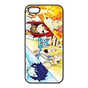 iPhone 4 4s Cell Phone Case Black Fairy Tail Phone cover T7397996