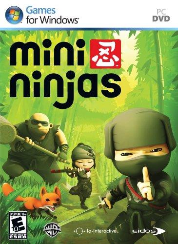 Amazon.com: Mini Ninjas [Download]: Video Games