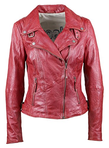 Freaky Shm 4001 Nation Love Donna red New Rosso Cappotto rqHrStw