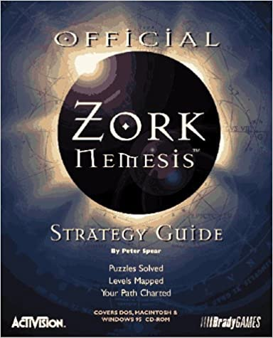 Book Official Zork Nemesis Strategy Guide (Official Strategy Guides) by BradyGames (1996-04-26)