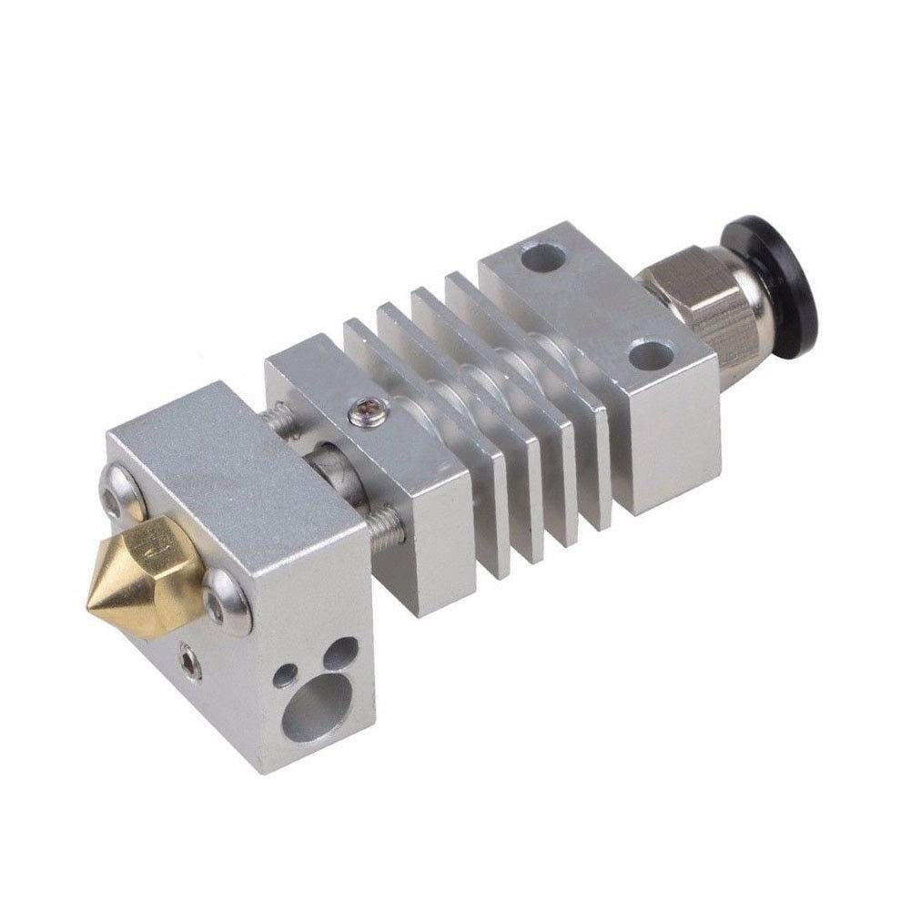 CR10 Titanium Alloy Aluminum 1.75mm Extruder Kit Nozzle Parts for 3D Printer