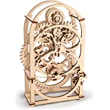 Ugears 3D mechanical Model Timer wooden puzzle for adults, teens and kids