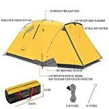 KAZOO Outdoor Camping Tent Durable