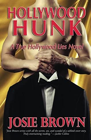 book cover of Hollywood Hunk