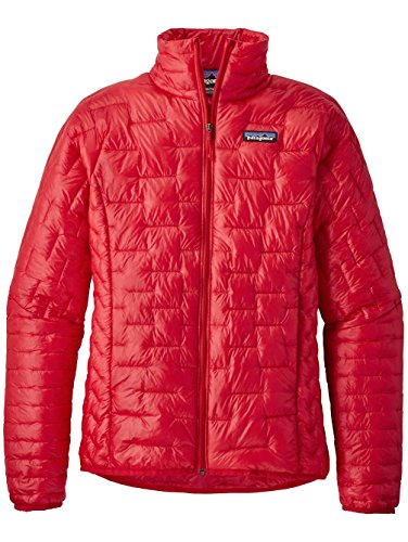 Patagonia Women's Red Micro Puff Jacket M -