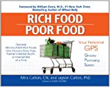 Rich Food Poor Food: Your Personal Grocery Purchasing System