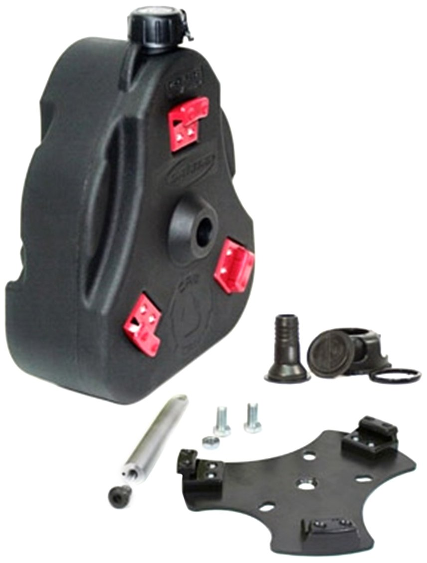 Daystar KJ71035BK Black Cam Can Kit with Spout for Jeep CJ/TJ/JK