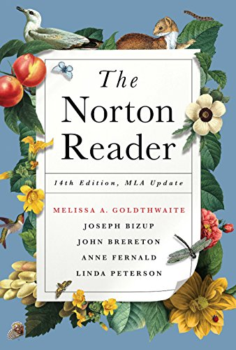 (The Norton Reader and The Little Seagull Handbook (Fourteenth Edition))