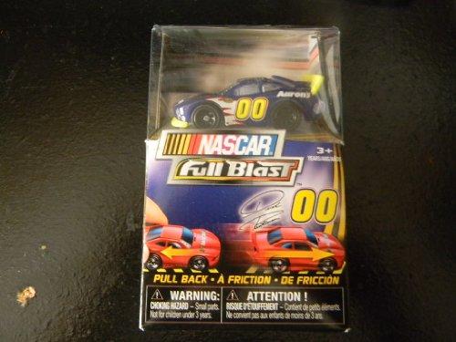 Nascar FULL BLAST Pull Back Car #00 David Reutimann car