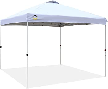 Crown Shades 10x10-ft Instant Folding Canopy