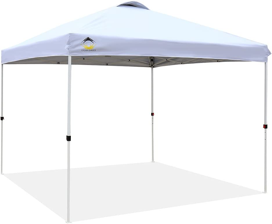 CROWN SHADES 10ft x 10ft Outdoor ...  sc 1 st  Amazon.com & Amazon.com: Canopies - Canopies Gazebos u0026 Pergolas: Patio Lawn ...