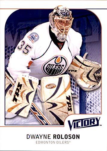 2009-10 Upper Deck Victory #83 Dwayne Roloson EDMONTON OILERS NHL (Box71) -
