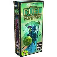 7 Wonders: Duel Pantheon Expansion Card Game (2 Players)