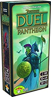 7 Wonders Duel: Pantheon Expansion (B01K9MNAOG) | Amazon price tracker / tracking, Amazon price history charts, Amazon price watches, Amazon price drop alerts