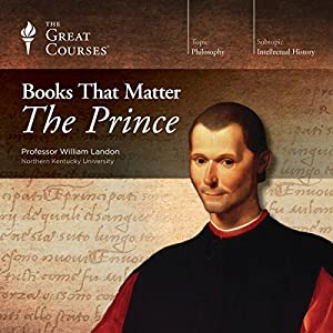 Books that Matter: The Prince Lecture