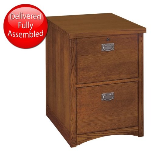 kathy ireland HOME by MARTIN Mission Pasadena 2-Drawer File