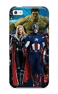 Tony Diy Anti-scratch case cover ZippyDoritEduard protective The Avengers 43 case cover For pkei0RZi6RZ Iphone 5c