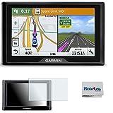 Garmin Display 5'' USA EX GPS Navigator, with 3 Piece Universal Screen Protector Kit & Photo4Less Clean cloth