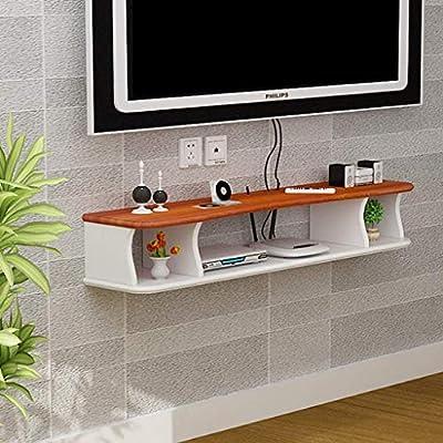 WLD Montado en la Pared Mueble de Tv Media Console para Router ...