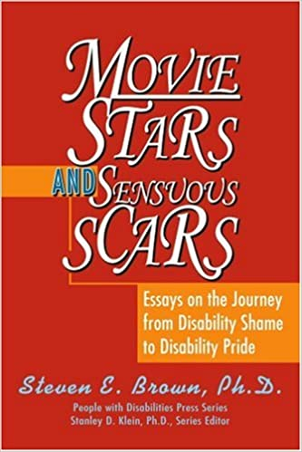 movie stars and sensuous scars essays on the journey from  movie stars and sensuous scars essays on the journey from disability shame to disability pride