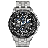 Citizen Limited Edition Promaster Skyhawk A-T Mens Watch JY8068-56E Silver 47mm Stainless Steel
