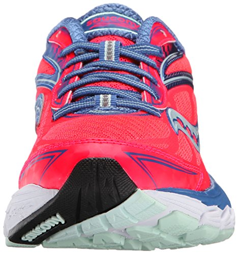 Women's Blue Ride 5 8 10 Sea US Coral Shoe Saucony M Running p1wOxaOq