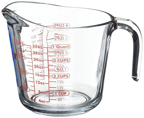 Anchor Hocking 55178OL11 Glass Measuring