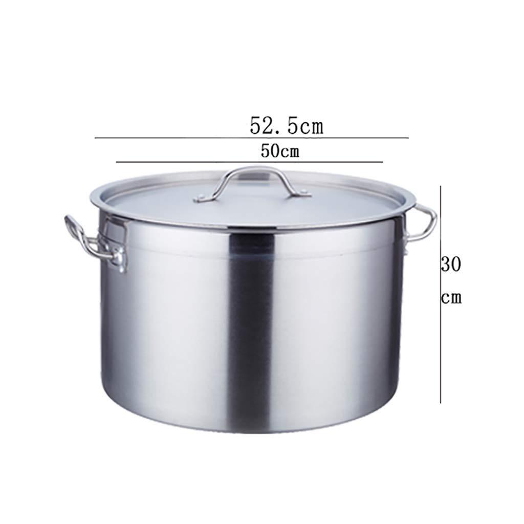 Amazon.com: WEIFAN CAI- Olla para sopa de acero inoxidable ...