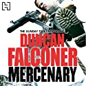 Mercenary Audiobook by Duncan Falconer Narrated by Jonathan Keeble