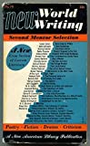 img - for NEW WORLD WRITING Second Mentor Selection book / textbook / text book