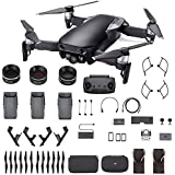 DJI Mavic Air Fly More Combo (Black) Sunny Bundle - 3 ND Filters, 3 Batteries and Landing Gear