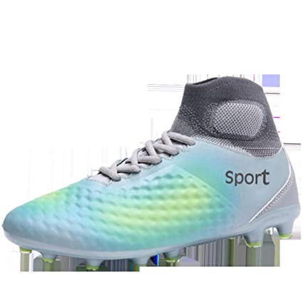 f731802db XUE Lovers Knit Soccer Shoes/Casual Soccer Cleats/Football Boots Football/Soccer  Anti
