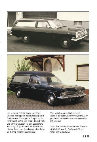 Typenkompass Binz Welsch Bestattungswagen Rappold Wendler Pollmann
