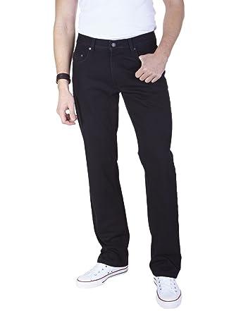 5dfd61a7a224 Pioneer - Herren 5-Pocket Jeans in der Farbe Schwarz, Regular Fit, Rando