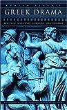 Greek Drama, Moses Hadas, 0553212214