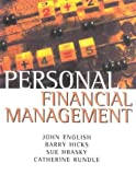 Personal Financial Management, English, John and Hicks, Barry, 1865080640