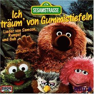 Price comparison product image Sesamstrasse - Ich träum' von Gummistiefeln