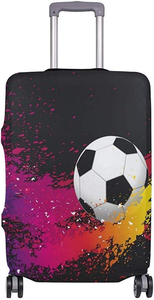 Funda de Equipaje Fondo de balón de fútbol Protector de Maleta ...