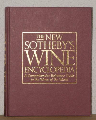 The New Sotheby's Wine Encyclopedia by Tom Stevenson