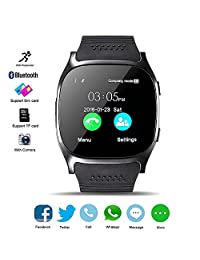 DXABLE Bluetooth Smart Watch Fitness Tracker, multifunción