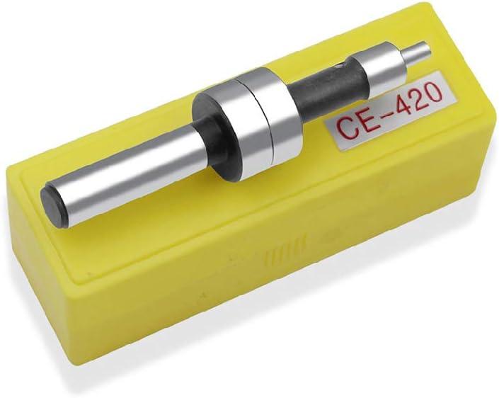 BIlinli Puntos CE-420 en la Varilla Maquinaria de cer/ámica de 10 mm en el Centro de la Varilla Buscador de Borde exc/éntrico Separador magn/ético