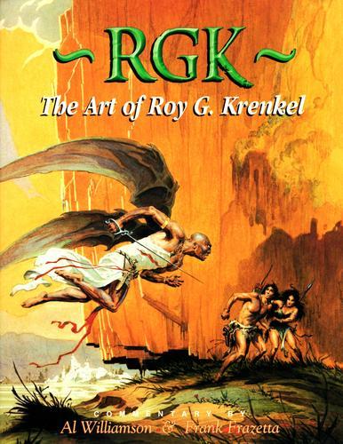 Download RGK: The Art of Roy G. Krenkel PDF