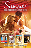 Mills & Boon : Summer Blockbuster 2013 - 4 Book Box Set